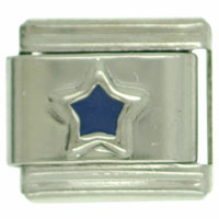 Italian Charms - jewelry silver star purple february jewelry italian charms bracelets Image.
