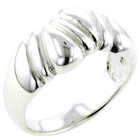 Rings - size7  fashion weave ring Image.