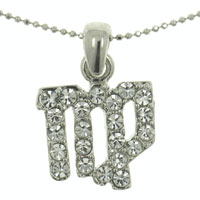 relation - virgo horoscope zodiac pendants fashion jewelry necklaces Image.