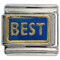 Italian Charms - best blue italian charms Image.