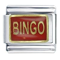Italian Charms - bingo sale italian charms Image.