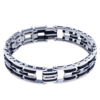 Mens Bracelet Stylish Mens Stainless Steel Bracelets Cuff Bangle Bracelets