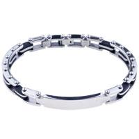 Mens Bracelet Elegant Mens Stainless Steel Bracelets Cuff Bangle Bracelets
