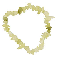 Chip Stone Bracelets Genuine White Coral Gemstone Nugget Chips Stretch Bracelets For Women
