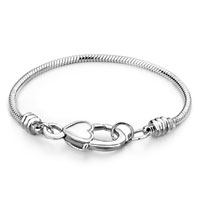 Silver Starter Master Braceletss 63 Fit All Brands