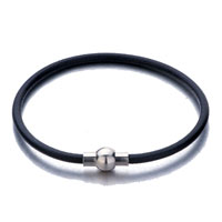 Snake Charms Snake Chains Snake Bracelets Classic Black Leather Bracelet