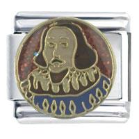 Shakespeare Italian Charm Bracelet