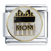 Gift Mom Wedding Italian Charms