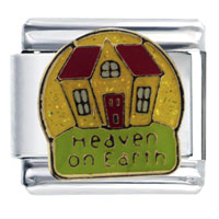 Heaven On Earth Words Phrases Italian Charms