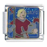 Sir Lancelot Italian Charms