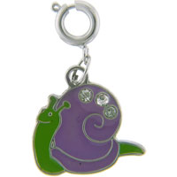Snail Link Dangle European Beads Fit All Brands