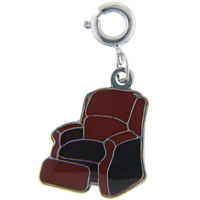 Recliner Link Dangle European Beads Fit All Brands
