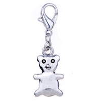 Amore Lavitatm Beer Biscuit 925 Sterling Clasp Pendant Dangle European Beads Fit All Brands