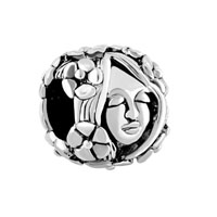 European Bead Charms Flora Goddess European Bead Charms For Women