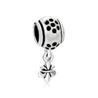 Fleur De Lis For Dangle European Beads Fit All Brands Charms Bracelets