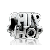 Hip Hop Gorgeous Fit All Brands Beads Charms Bracelets