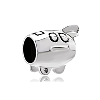 Little Submarine 925 Sterling Silver Fits Beads Charms Bracelets Fit All Brands