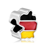 Patriotic Proud To Be German Flag Country Of German Map Lucky Charm