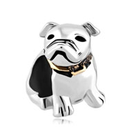 Dog Beagle Pet Germany Bulldog Fit All Brands Beads Charms Bracelets