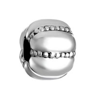 Pugster Silver Plated Jack O Lantern Halloween Pumpkin Shape Beads Charms Bracelets Fit All Brands