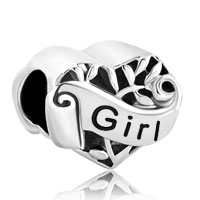 Family Tree Of Life Hollow Heart Love Girl Fit Murano Glass Loose Beads All Brands