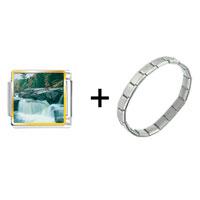 Items from KS - waterfall paradise combination Image.