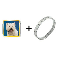 Items from KS - west highland terrier combination Image.