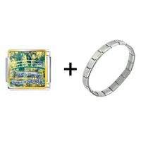 Items from KS - bridge at giverny combination Image.