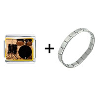Items from KS - rock and roll drums combination Image.