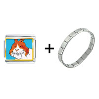 Items from KS - smiling bunny rabbit combination Image.