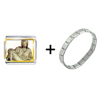 Items from KS - michelangelo la pieta art combination Image.
