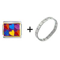 Items from KS - six hearts combination Image.