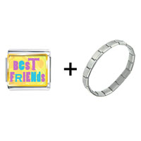 Items from KS - best friends colorful combination Image.