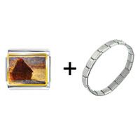 Items from KS - monet wheatstack combination Image.
