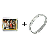 Items from KS - botticelli primavera art combination Image.