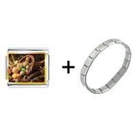 Items from KS - thanksgiving horn of plenty combination Image.
