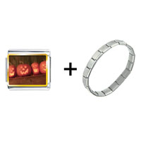 Items from KS - smiling jack o lanterns combination Image.