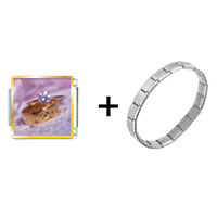Items from KS - gold wedding rings combination Image.