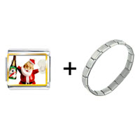 Items from KS - champagne santa combination Image.