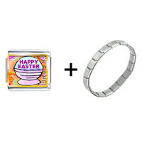 Items from KS - happy easter basket combination Image.