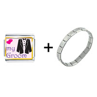 Items from KS - heart my groom combination Image.