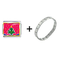 Items from KS - happy christmas tree combination Image.