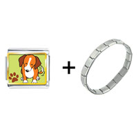 Items from KS - beagle dog combination Image.