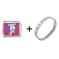 Items from KS - schnauzer dog combination Image.