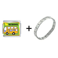 Items from KS - fun school bus combination Image.
