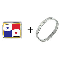 Items from KS - panama flag combination Image.