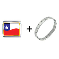 Items from KS - chile flag combination Image.
