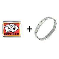 Items from KS - i love poker combination Image.