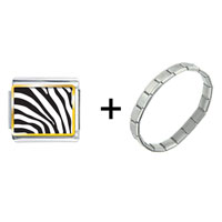 Items from KS - zebra skin combination Image.