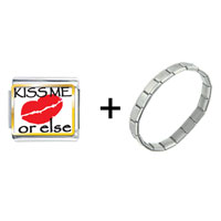 Items from KS - kiss me or else photo combination Image.